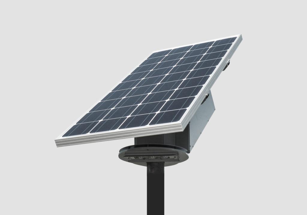 Sonnenenergie Smart City