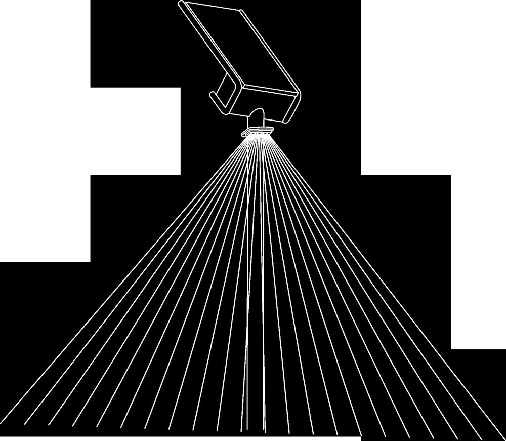 Straße beleuchten Solar