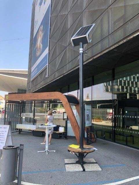 LED Straßenleuchten Solarlichttechnik