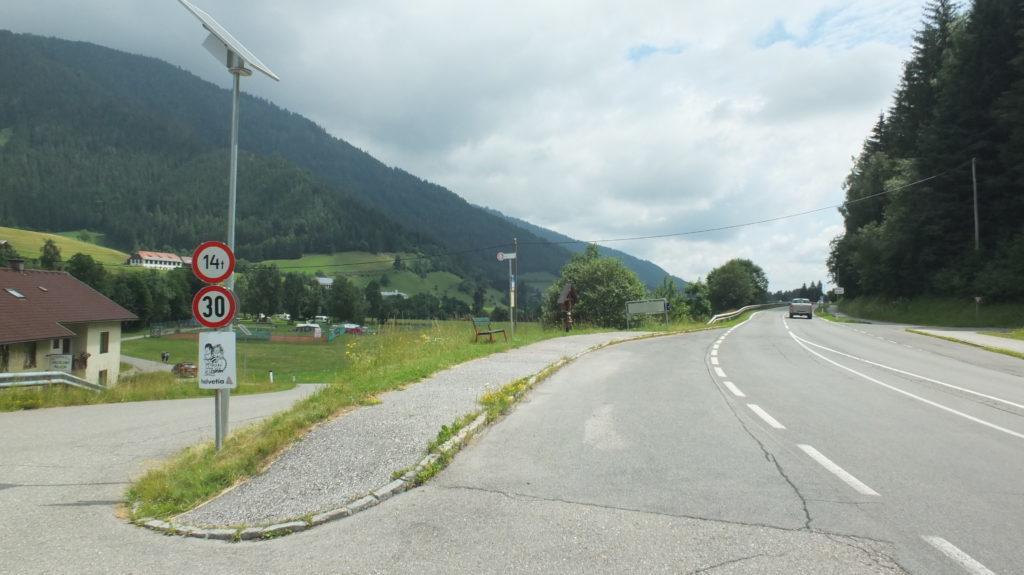 Nachhaltige Straßenbeleuchtung Solarbeleuchtung
