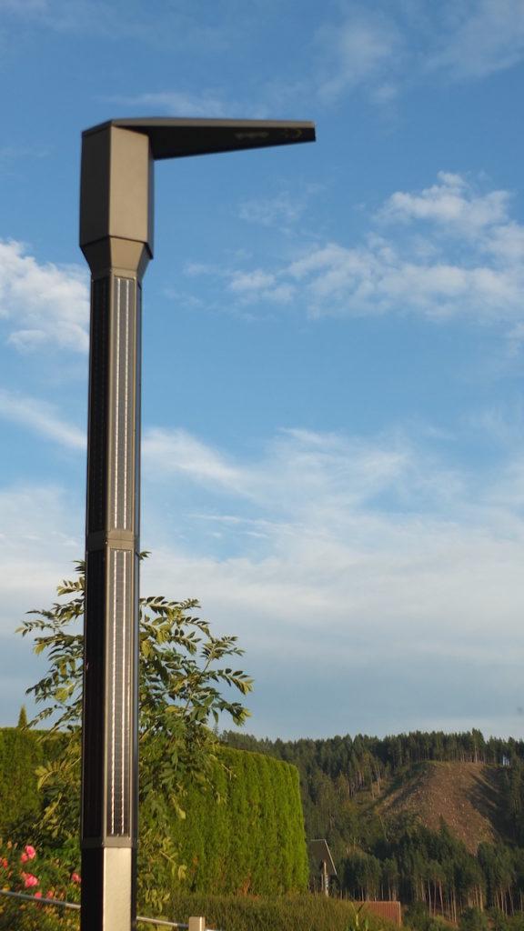 LED Solar Laterne
