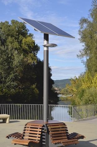 Solar für die Infrastruktur