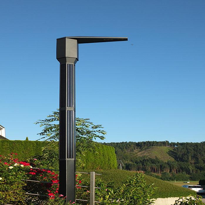 Die Vorteile von Solar Straßenlaternen / Congaia Blogbeitrag