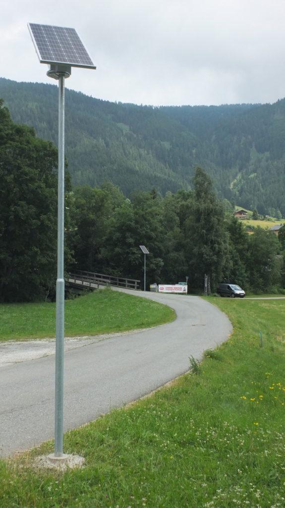 Richtlinien bei der Straßenbeleuchtung