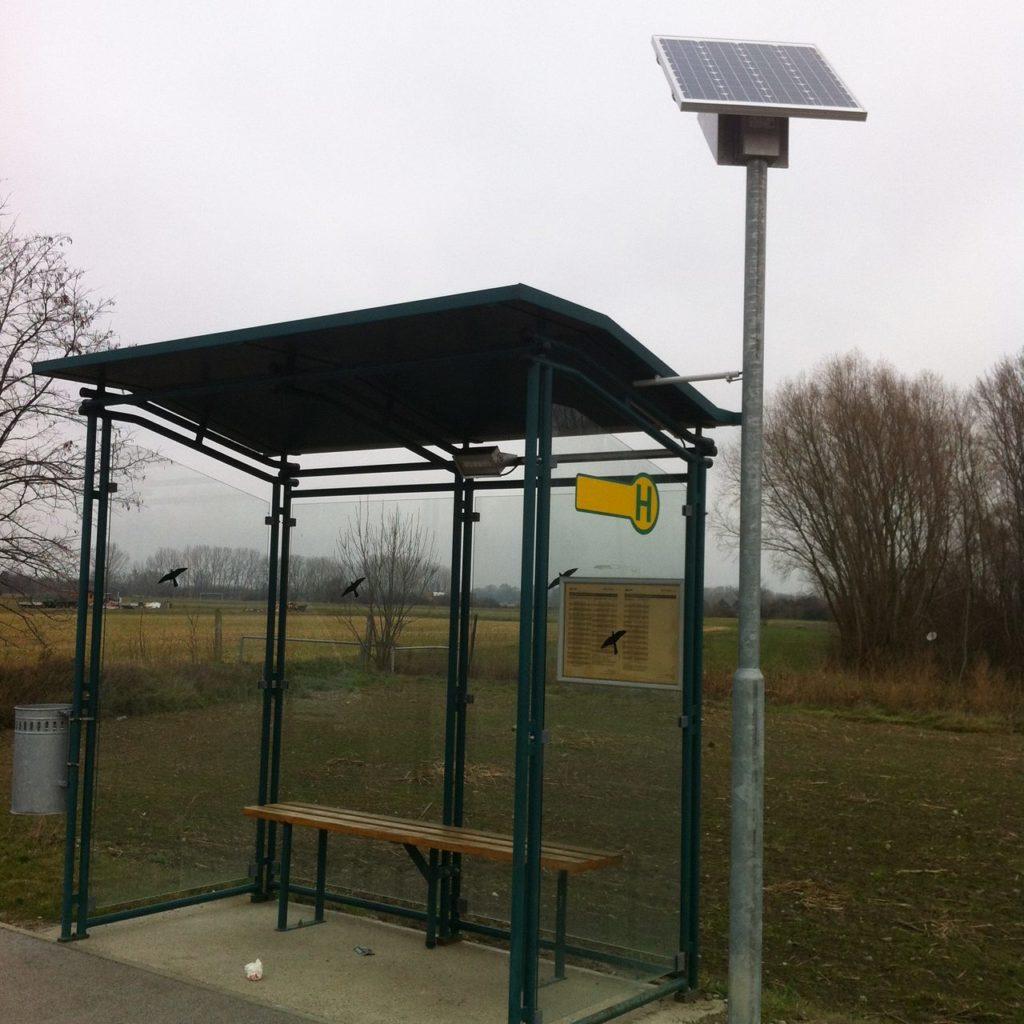 Solar Straßenbeleutung