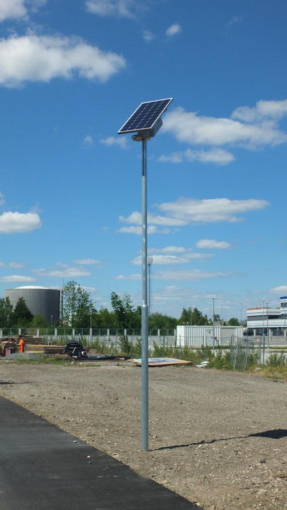 Atomenergie oder Solarenergie?