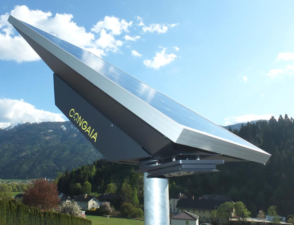 GAIA XT Solarbeleuchtung Straßenbeleuchtung